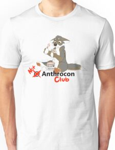 Not at Anthrocon Club Unisex T-Shirt