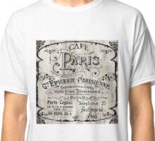 Paris Bistro Classic T-Shirt