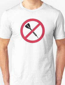 No darts T-Shirt