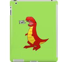 T-Rex? iPad Case/Skin