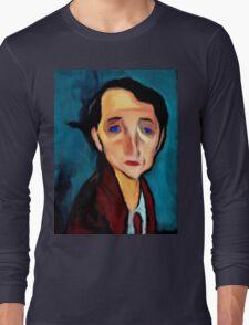 portrait-of-franz-hellens Long Sleeve T-Shirt
