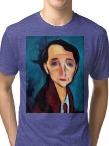 portrait-of-franz-hellens Tri-blend T-Shirt