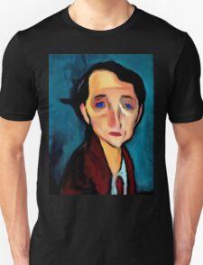 portrait-of-franz-hellens Unisex T-Shirt