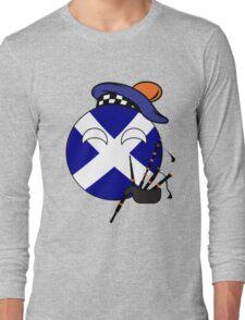 Scottish Ball Long Sleeve T-Shirt