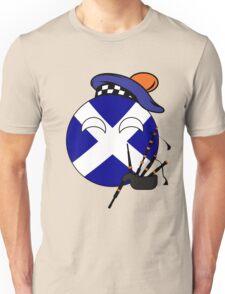 Scottish Ball Unisex T-Shirt