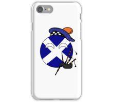 Scottish Ball iPhone Case/Skin