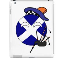 Scottish Ball iPad Case/Skin