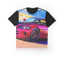 Race-Car-Justin Beck-picture-2015107 Graphic T-Shirt