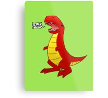T-Rex? Metal Print