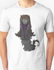 A Shadow Self Portrait Unisex T-Shirt