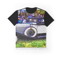 Old-White-Car-Justin Beck-picture-2015104 Graphic T-Shirt