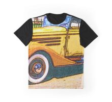 Old-Orange-Car-Justin Beck-picture-2015103 Graphic T-Shirt