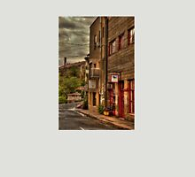 Stormy Street Of Jerome Arizona Unisex T-Shirt