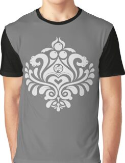 Labyrinth Damask Graphic T-Shirt