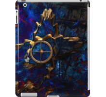 compass of time iPad Case/Skin