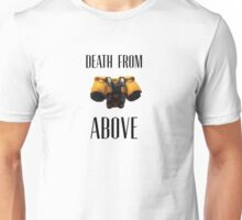 Assault Space Marine - Death from Above Unisex T-Shirt