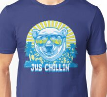 Bear Jus' Chillin' Unisex T-Shirt
