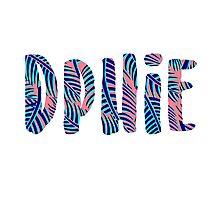 Dphie Photographic Print