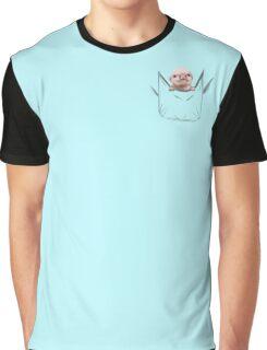 Piglet pocket Graphic T-Shirt