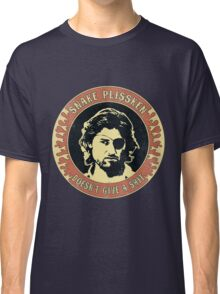 Snake Plissken (doesn't give a shit) Vintage 2 Classic T-Shirt