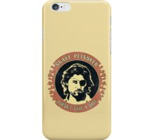 Snake Plissken (doesn't give a shit) Vintage 2 iPhone Case/Skin
