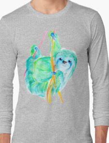 Dream Sloth Long Sleeve T-Shirt