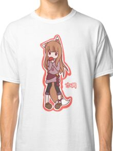Horo - Spice and Wolf Classic T-Shirt