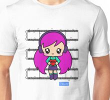 Music Girl Unisex T-Shirt