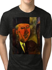 portrait of max jacobs Tri-blend T-Shirt