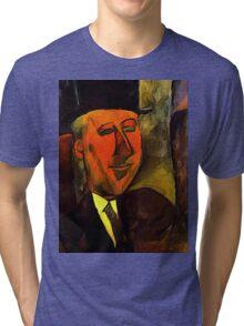 portrait of max jacobs Tri-blend T-Shirt