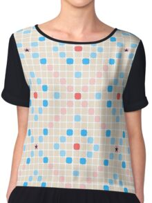 Triple Word Score Women's Chiffon Top