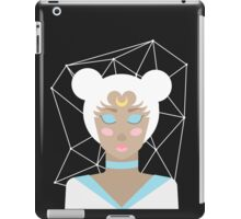 Serenity - Sailor Moon Inspired Portrait iPad Case/Skin