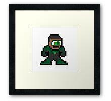 Ring Man Framed Print