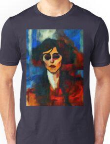 portrait of maude abrantese Unisex T-Shirt