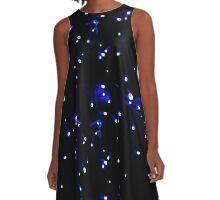 Twinkle, Twinkle... A-Line Dress