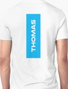 Geraint Thomas White Unisex T-Shirt