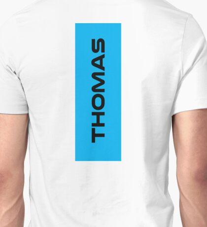 Geraint Thomas Black Unisex T-Shirt