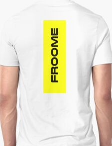Chris Froome Yellow T-Shirt