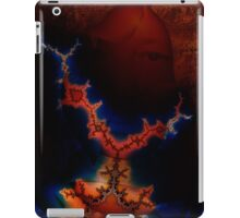 fractal warrior iPad Case/Skin