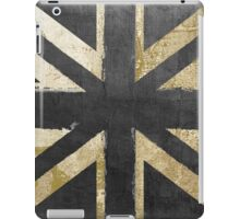Fashion Flag United Kingdom iPad Case/Skin