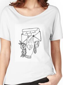 Love Letter by: Nana Women's Relaxed Fit T-Shirt