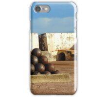 Castillo de San Cristóbal  iPhone Case/Skin