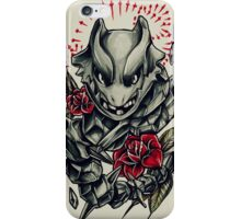 Steelix  iPhone Case/Skin