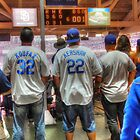 Dodger Fans by Stephen Burke