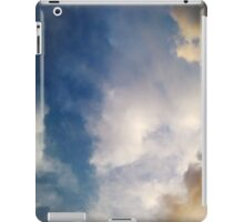 upward glance iPad Case/Skin