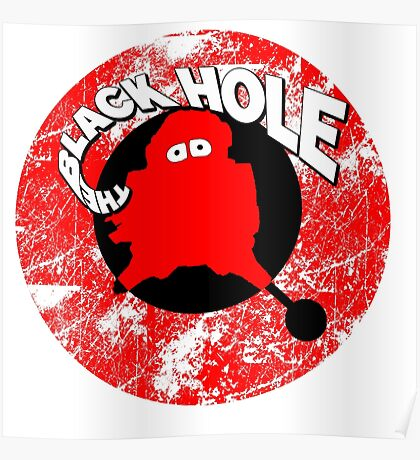 The Black Hole Old Bob Poster