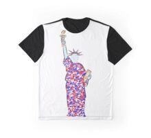 Lady Liberty II Graphic T-Shirt