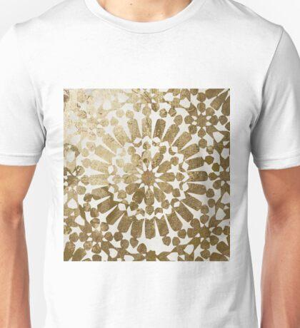 Moroccan Gold I Unisex T-Shirt