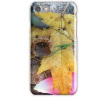 autumn mix iPhone Case/Skin