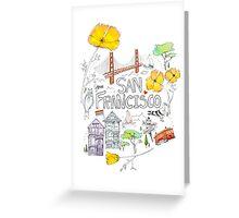 Friends + Neighbors : San Francisco Greeting Card